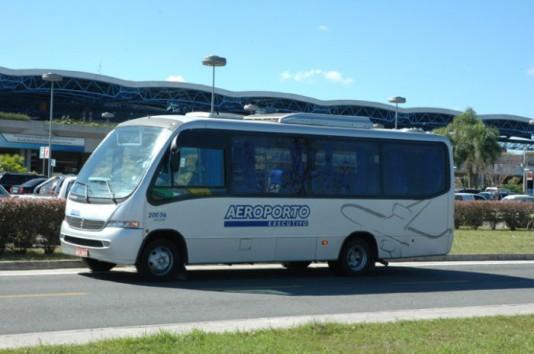 Airport Bus Service Curitiba Airport Afonso Pena Cwb
